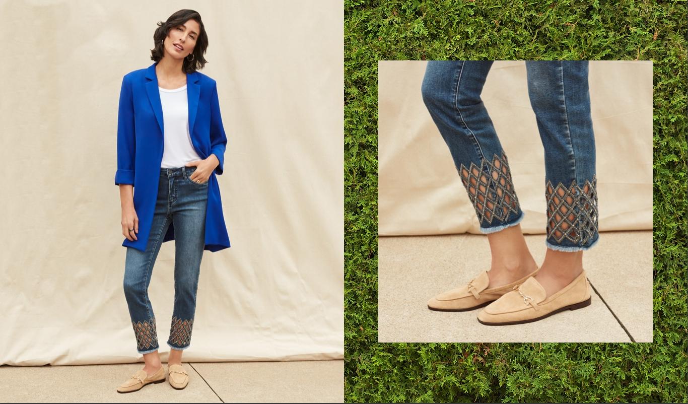 Jeans et leggings